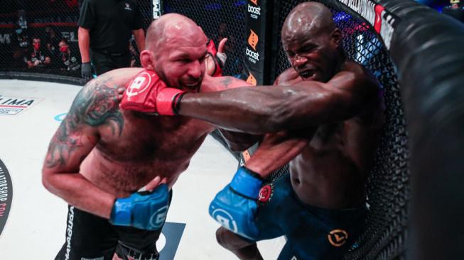 Bellator se ukázal v Paříži. Historicky první velký MMA turnaj ve Francii slavil úspěch