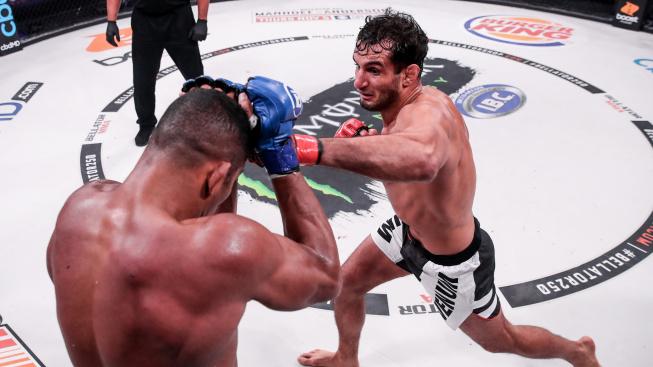 Staronovým šampionem Bellatoru se stal Gegard Mousasi, který v taktické bitvě udolal Douglase Limu