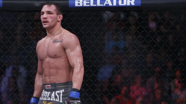 Trojnásobný šampion Bellatoru Michael Chandler chce při svém debutu v UFC bojovat s těmi nejlepšími a zasloužit si šanci o titul