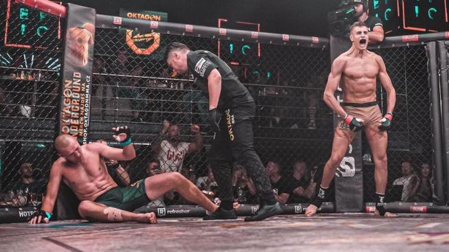 Matěj Peňáz se chystá na premiéru v MMA. Postaví se mu tvrďák ze slovenského OFA gymu