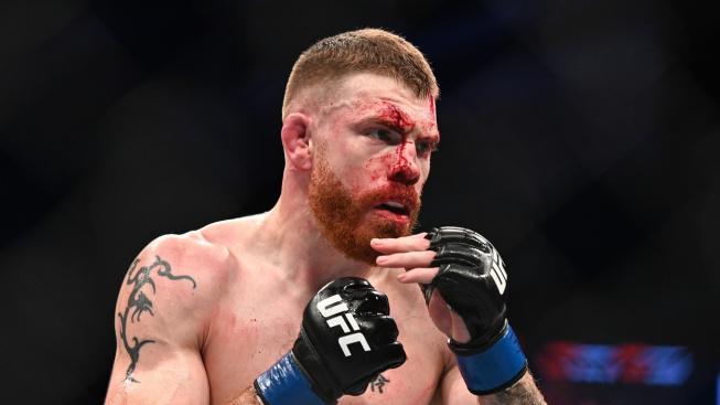 """""""Irský drak"""" Paul Felder ještě nehodlá končit, s UFC podepsal novou smlouvu"""