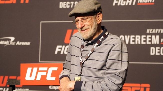 Do Síně slávy UFC vstoupil Marc Ratner, který se v mnoha státech zasloužil o legalizaci MMA