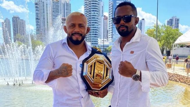 Šampion muší váhy Deiveson Figueiredo přivítal v UFC svého bratra Francisca a společně tak navazují na slavnou sourozeneckou tradici
