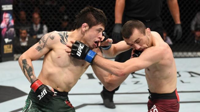 První mexický šampion v UFC? Brandon Moreno bude mít v neděli šanci přepsat historii