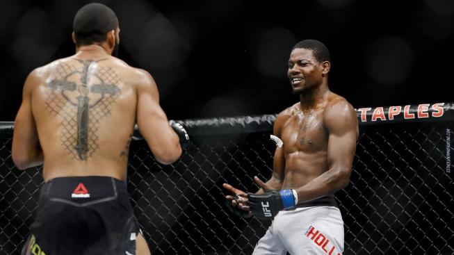 Kvůli svému zlozvyku se málem nedostal do UFC. Teď je Kevin Holland jedním z nejzábavnějších bojovníků