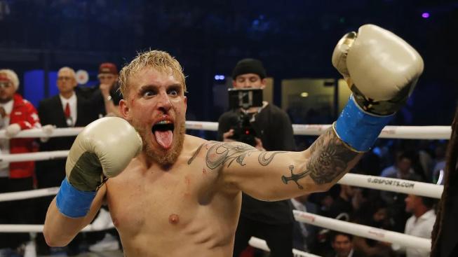Domluveno! Youtuber Jake Paul se v boxerském zápase postaví bývalému MMA šampionovi