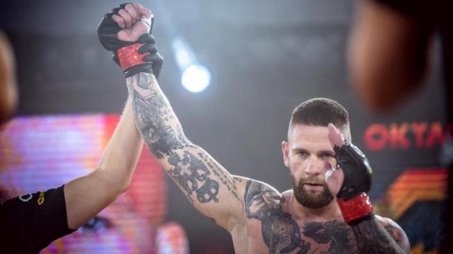 Finalista turnaje Oktagon Underground Vlasto Čepo mění tým, bude se připravovat po boku hvězdy UFC
