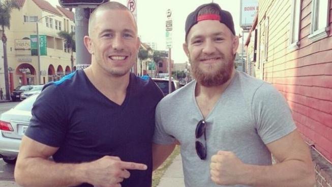 """""""Věřím, že se Conor dokáže vrátit,"""" myslí si legendární kanadský bojovník GSP"""