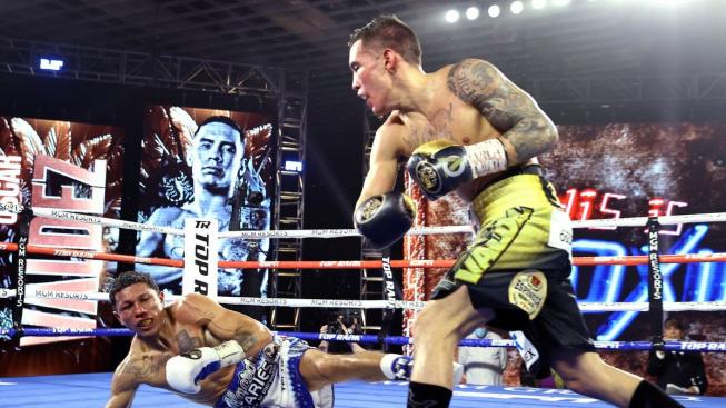 Boxerské KO roku? Oscar Valdez tvrdě vypnul Miguela Berchelta a vzal mu titul šampiona
