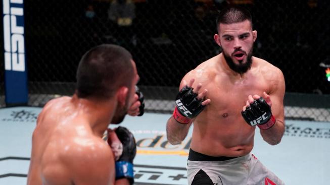 Výsledky UFC Vegas 21: Rychlé knockouty i dva fauly, kvůli nimž skončily zápasy bez vítězů
