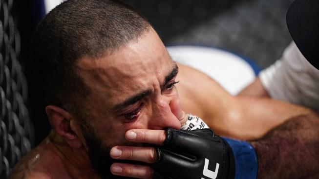 Muhammad je po krvavém zranění oka v pořádku a žádá odvetu. Tu Edwards odmítá a chce bojovat o titul