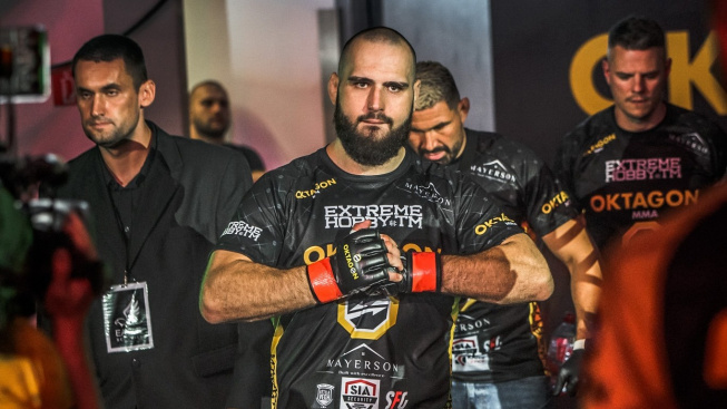"""""""Je reálné, že se už tento rok objevím v UFC,"""" věří Martin Buday. S Karlosem Vémolou nechce ztrácet čas"""