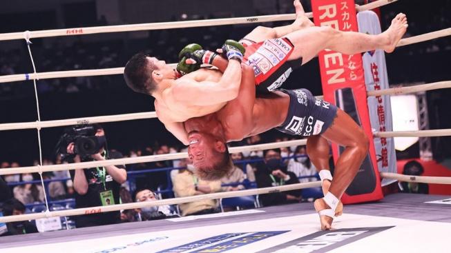 Video: Víkendový turnaj Rizin 27 byl plný knockoutů a submisí. Podívejte se na ty nejlepší okamžiky