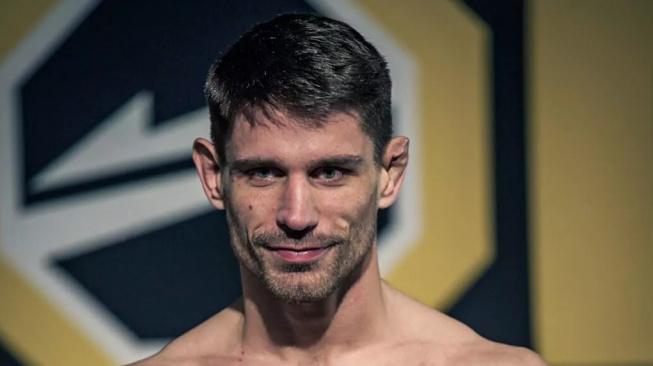 Ondřej Petrášek doufá, že ho někdo z bojovníků brzy vyzve, rád by změřil síly se šampionem Oktagon Výzvy