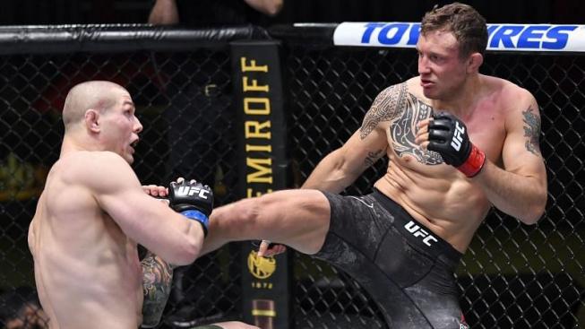 Video: Největší překvapení loňského roku v UFC? Připomeňte si bitvu Vettoriho s Hermanssonem