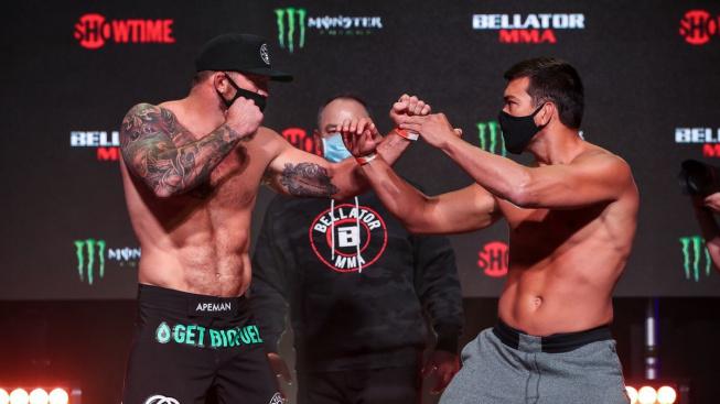 Začíná velkolepý MMA turnaj v polotěžké váze, úvodní duel nabídne souboj legendy s hevyweight šampionem