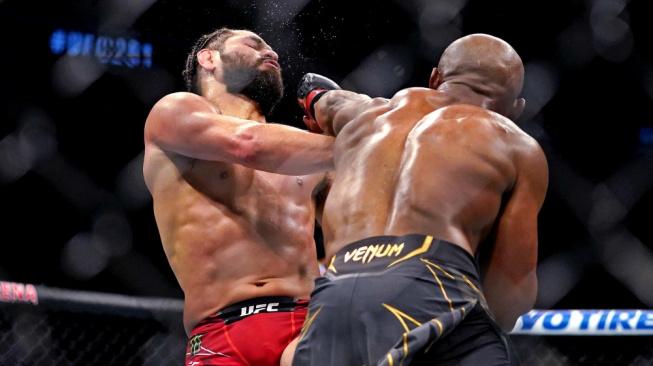 Dostal od něj KO a stal se jeho fanouškem. Masvidal uznal, že Usmanův knockout byl nádherný