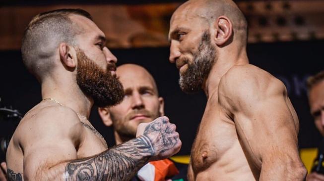 """""""Monster"""" vs. """"Barbar""""! Českou MMA legendu Petra Knížete čeká premiéra v Oktagonu proti italskému soupeři"""