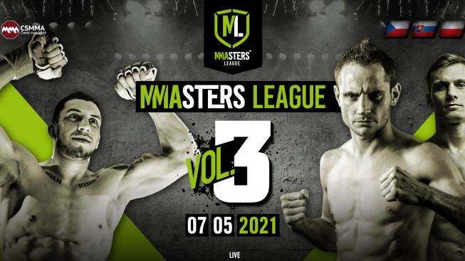 Třetí pokračování MMAsters už dnes! Na své si přijdou fanoušci MMA i postojářských přestřelek