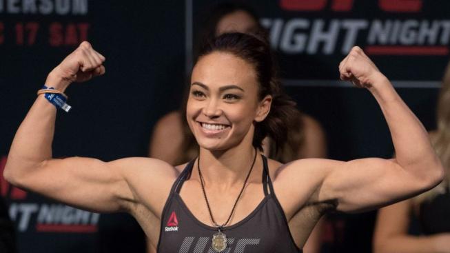 Americká kráska se na víkendovém turnaji UFC utká s nebezpečnou Brazilkou