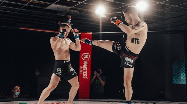MMAsters League 3 – výsledky