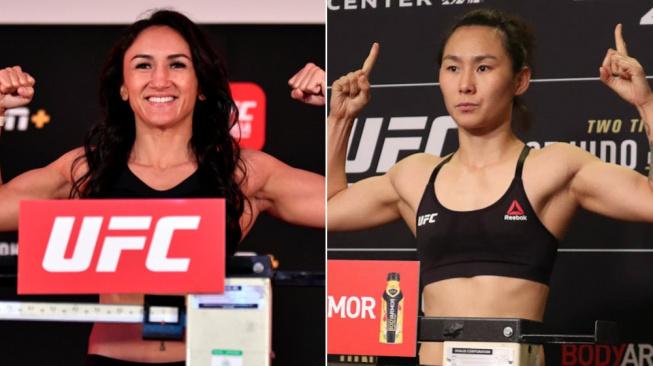 První šampionka slámové váhy UFC bude o víkendu bojovat o post vyzyvatelky s nebezpečnou Číňankou