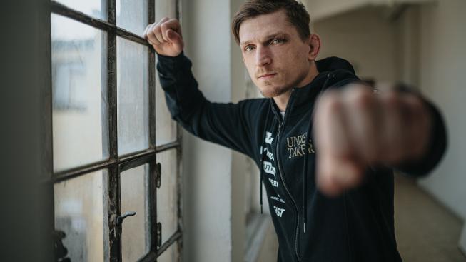 Další české želízko jde do ohně oktagonu UFC. David Dvořák má jasný cíl, zvítězit!