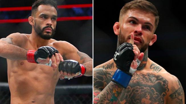 Bývalý šampion UFC a tvrdý bombardér Garbrandt zkusí o víkendu zastavit rozjetého Fonta