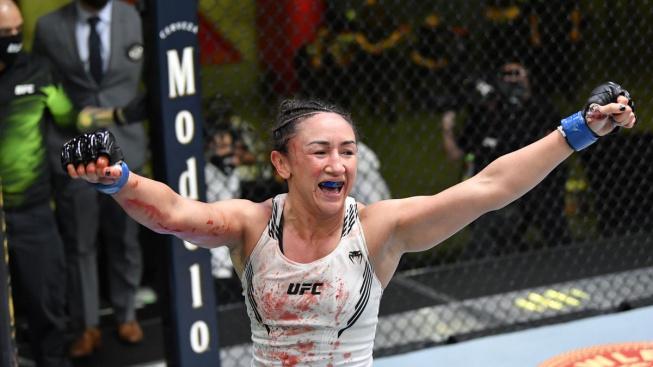 Američanka Esparza zničila nebezpečnou Číňanku Xianonan TKO a jasně si tak řekla o titulový zápas