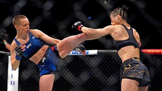 První čínská šampionka UFC Zhang Weili prozradila, co se jí honilo v hlavě těsně po drtivé porážce