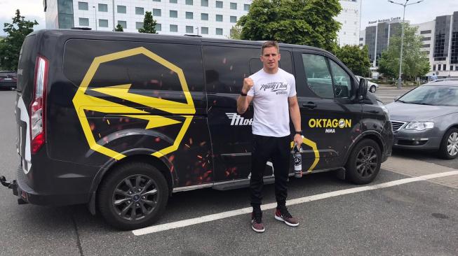 Přemožitel Jiřího Procházky a veterán UFC jde do Oktagonu, kde hodlá rozvířit vody welterové divize