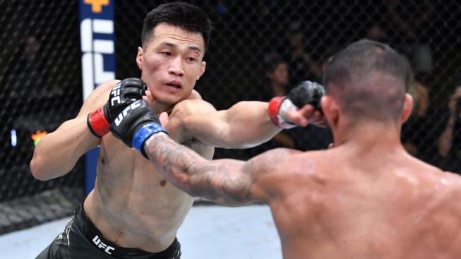UFC Fight Night: Jung vs. Ige – výsledky a highlighty