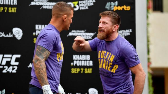 Poirierův trenér má o budoucnosti svého svěřence jasno, nejdříve titul a pak duel s Diazem