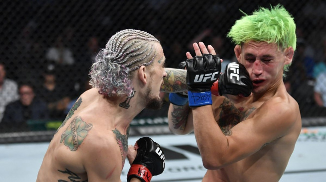 """""""Cukřík"""" O'Malley porazil další """"potravu"""", kterou mu UFC naservírovalo. Jeho soupeř ale ukázal bojovné srdce"""