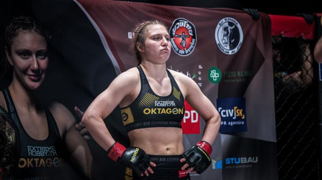 Lucia Szabová se těší na Štvanici. Pro soupeřku chystá KO, Švédku ale ještě nikdo neukončil