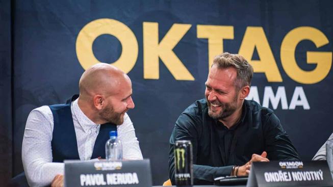 MMA bude i na České televizi! Organizace Oktagon uzavřela dohodu s ČT Sport