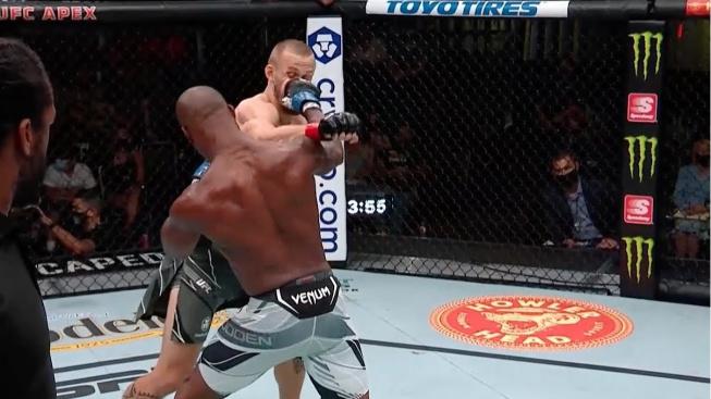 Americký bojovník Gooden měl na přípravu šibeniční termín, přesto zvítězil rychlým KO