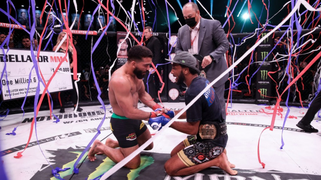 """""""Pitbull"""" Freire po drtivé porážce o soupeři: Málem mě knockoutoval i uškrtil během jednoho večera, byl skvělý"""