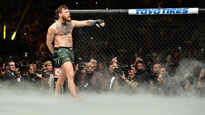 """McGregor odkryl své sebevědomé plány: """"Příští rok si to nakráčím rovnou do souboje o titul!"""""""