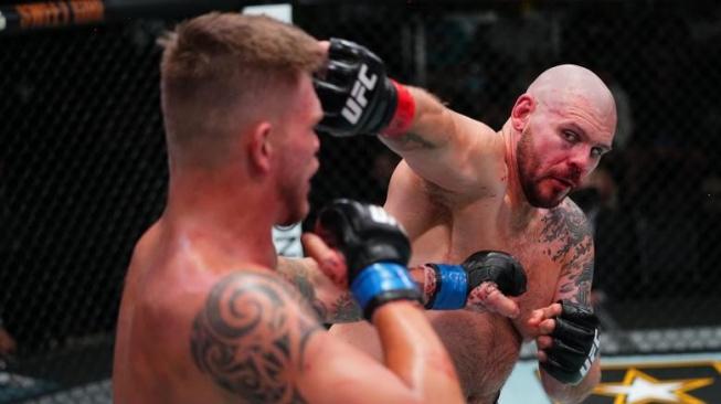 To nejlepší z UFC Vegas 34 – výsledky a highlighty