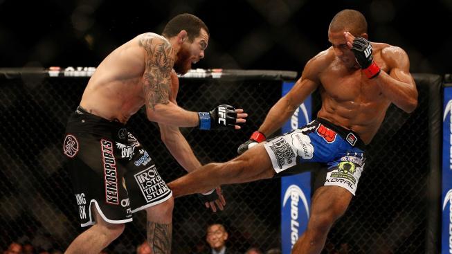 Souboj o nejlepšího kopáče UFC je tu! Brazilec Barboza očekává proti gruzínskému ninjovi tvrdou válku