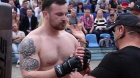 Strelka - street fighting championship