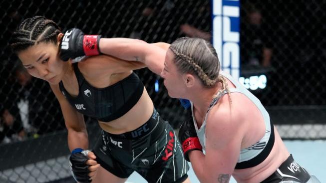 UFC Vegas 36 – výsledky a nejlepší momenty