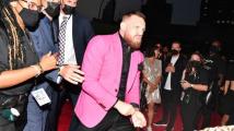 Naštvaný Conor McGregor