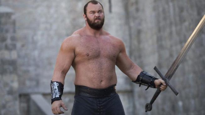 Obr ze Hry o trůny shodil přes padesát kilo, čeká ho boxerský zápas proti mistrovi světa v páce