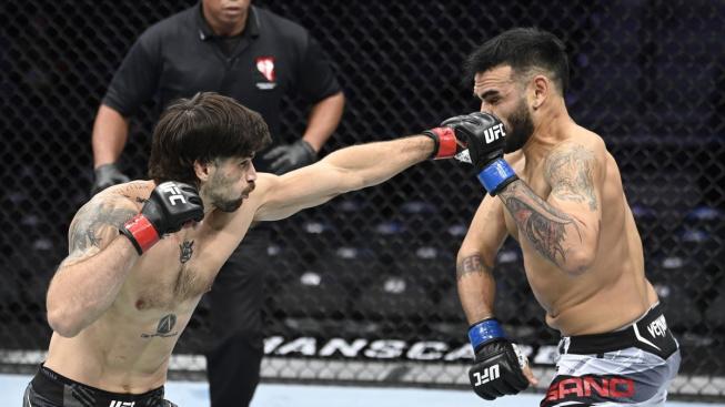 Na UFC 266 padlo jedno z nejrychlejších KO roku. Američanovi stačilo pouhých 15 vteřin