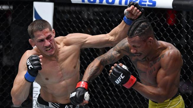UFC Vegas 38: Výsledky a nejlepší momenty
