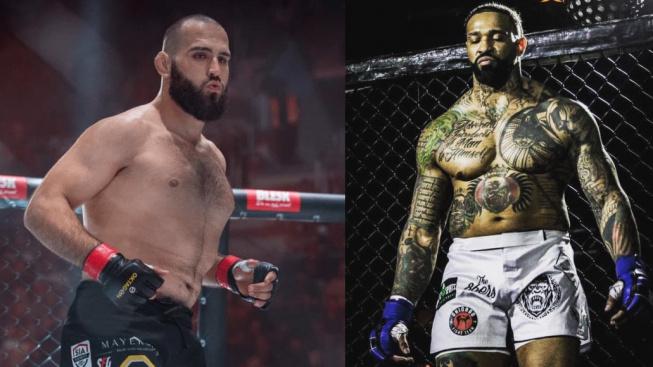 """Komplikace pár dnů před životním zápasem, Buday se o UFC porve se 120kilovým """"Zabijákem snů"""""""