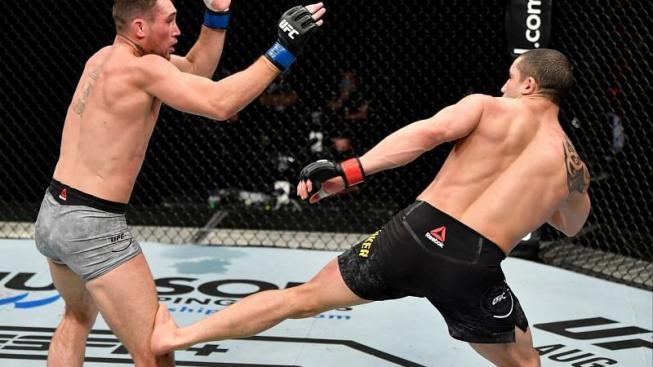 Na otočku 20: Kontroverzní a zakázané techniky v MMA