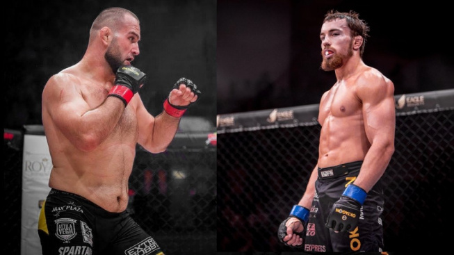 Slovenský týden v UFC začíná! Jeden se porve o vstupenku mezi elitu, druhý si jde napravit reputaci